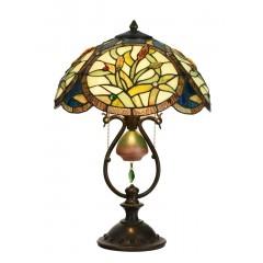 "16"" TIFFANY LAMP 60x41x41cm"