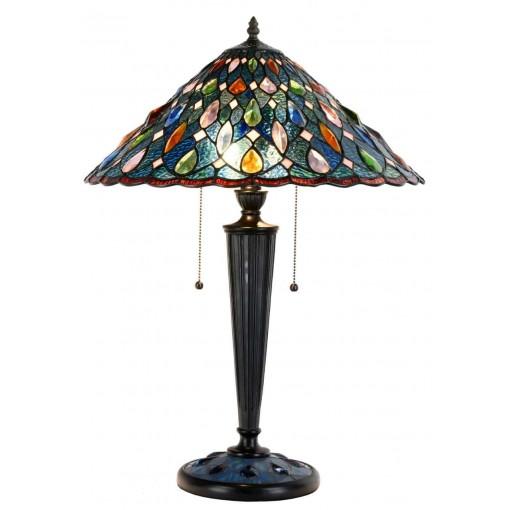 "18"" TIFFANY LAMP 64x44x44cm"