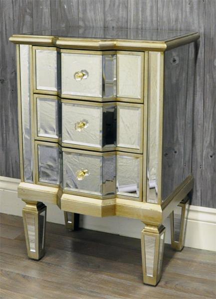 Venetian Glass Dresser